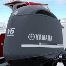 Yamaha YME-MCVR3-00-GY Outboard Vented Splash Cover